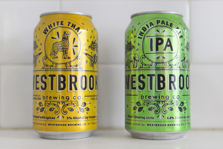 Westbrook Brewing can design